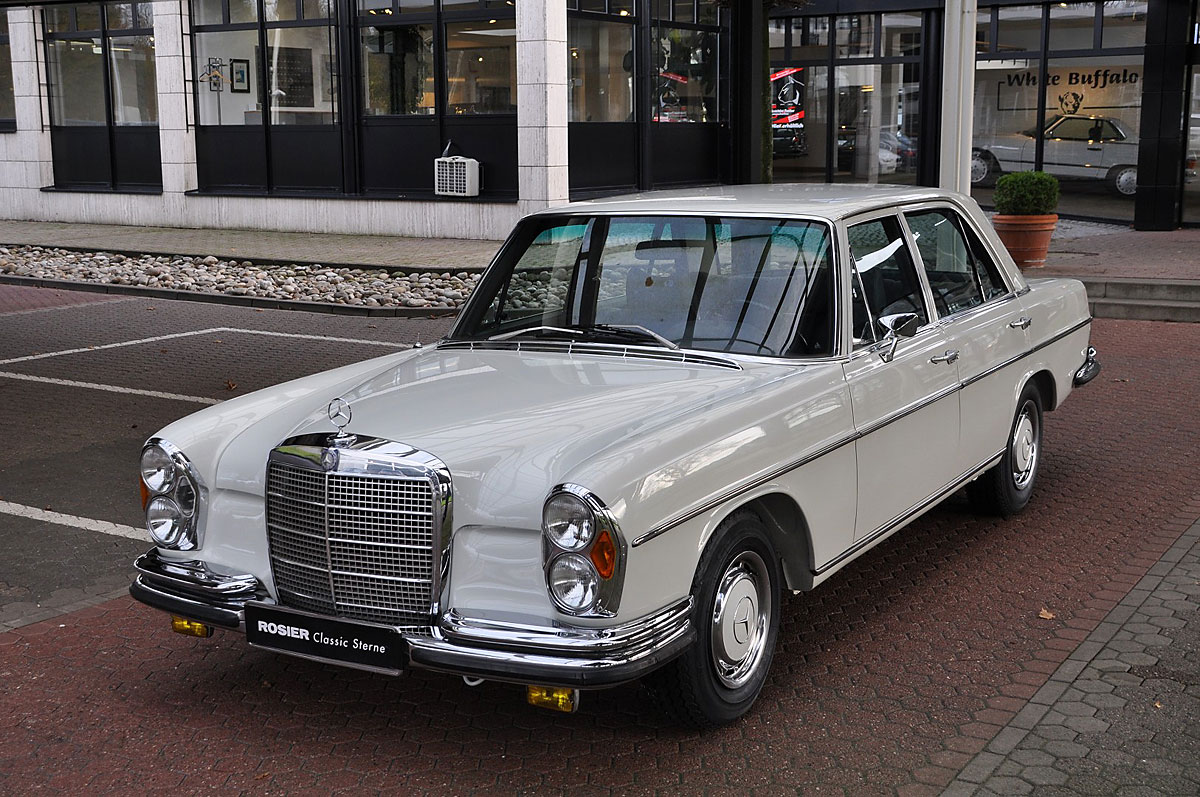 Mercedes benz 280 se w 108 classic sterne for Mercedes benz 108