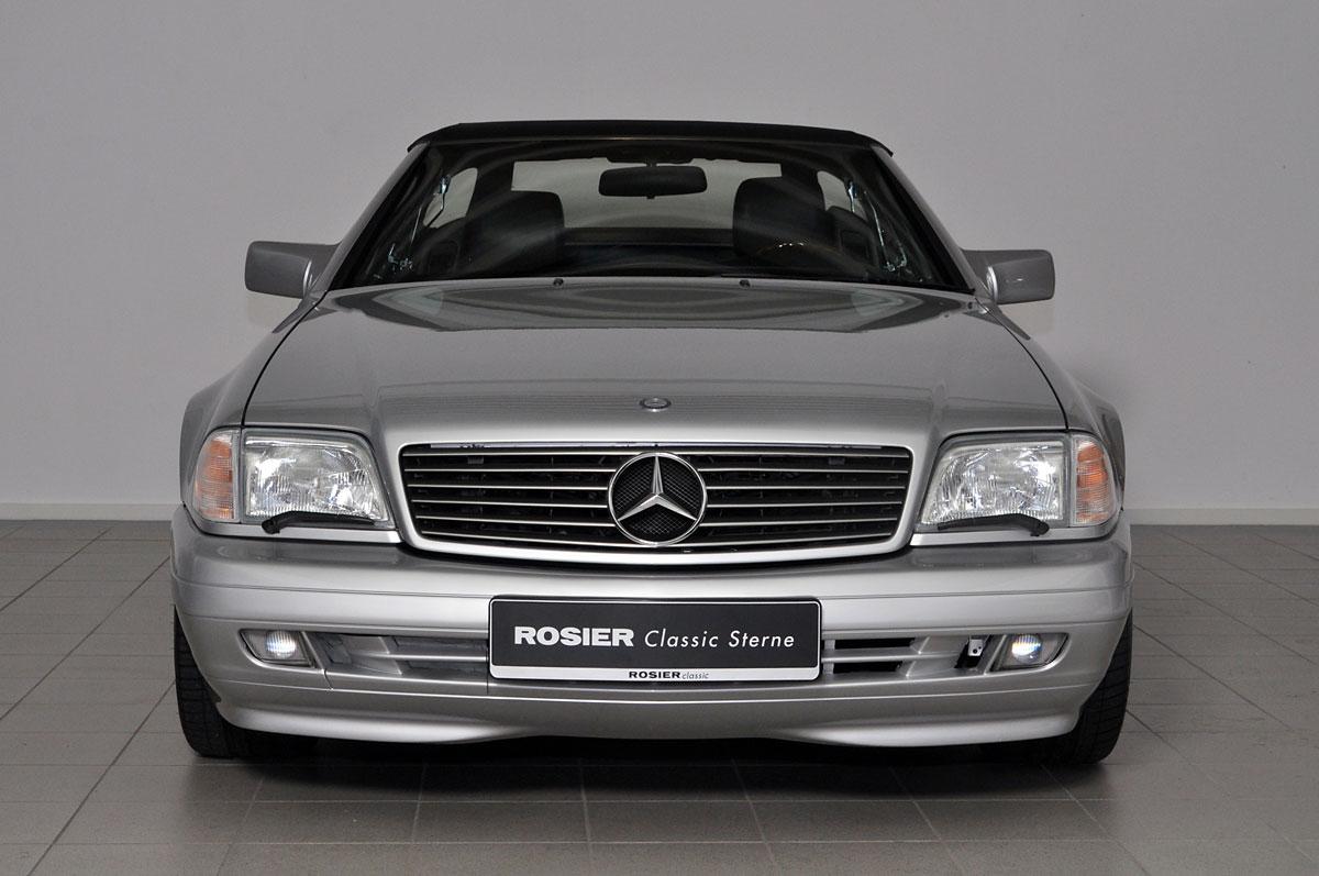 Mercedes benz amg sl 500 6 0 classic sterne for Mercedes benz sl 500