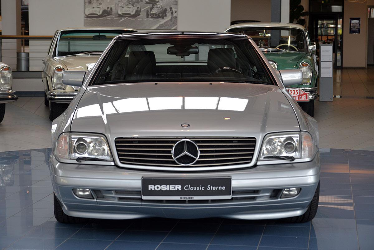 Mercedes Benz Sl 500 R129 Classic Sterne