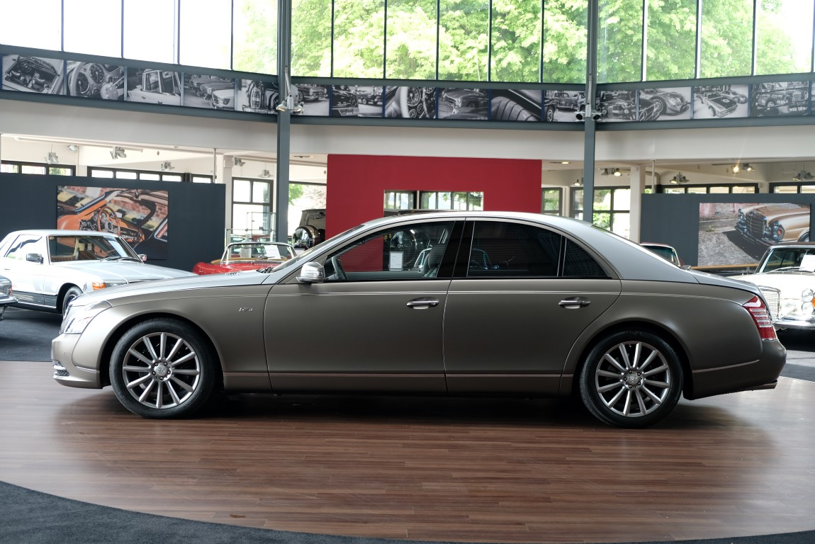 Maybach 57s Classic Sterne