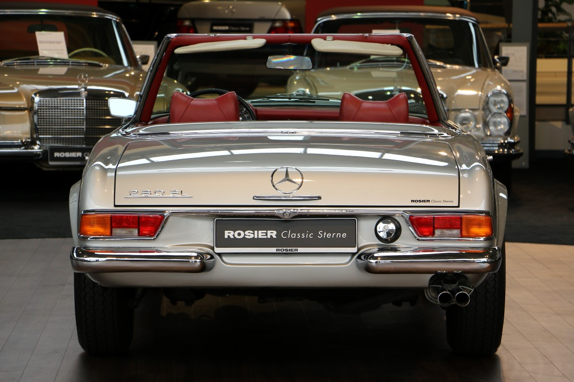 Mercedes-Benz 280 SL W113 Pagode - Classic Sterne