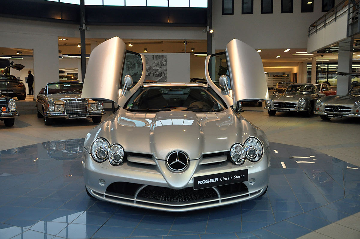 Mercedes benz slr mclaren classic sterne for Mercedes benz slr