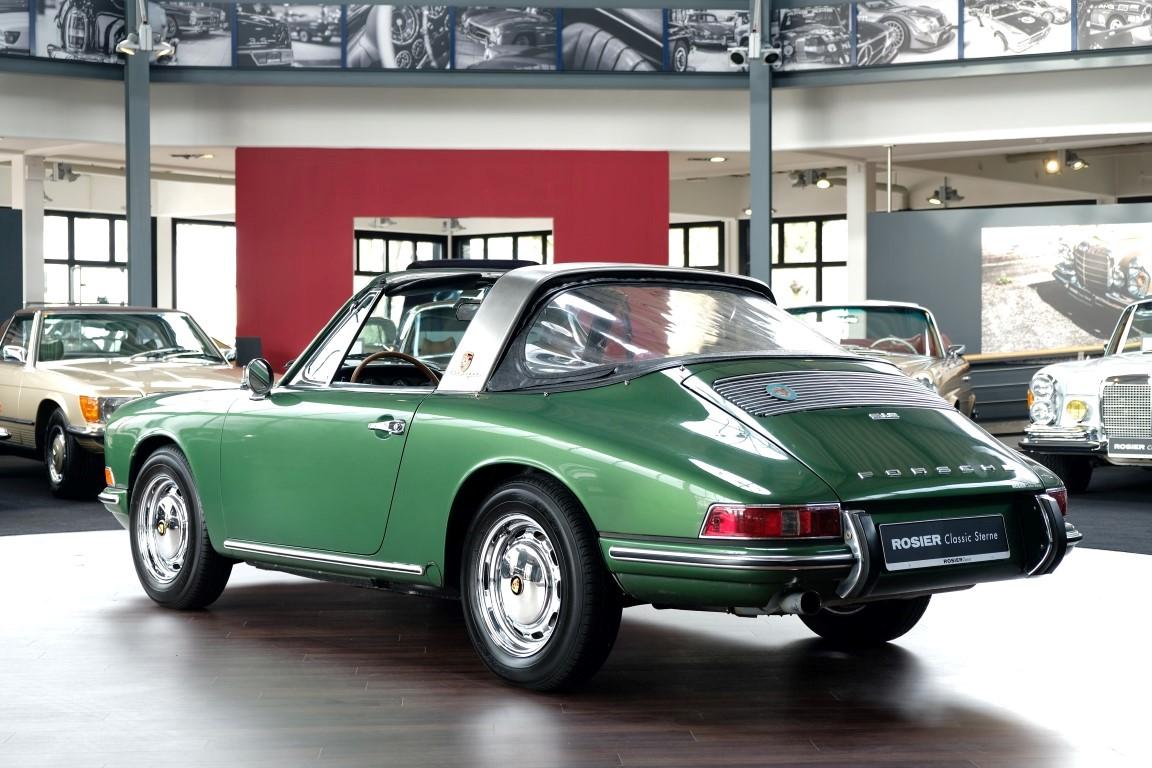 Porsche 912 Targa Classic Sterne