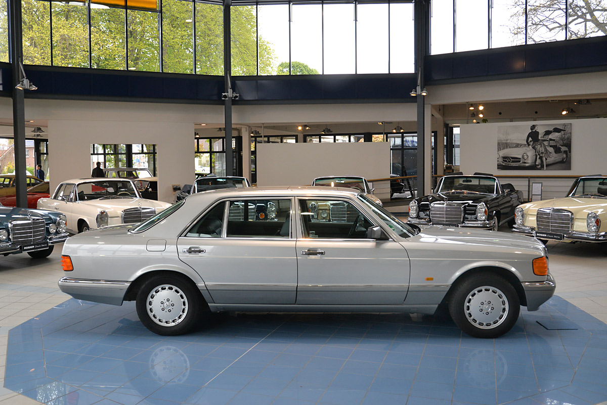 Mercedes benz 560 sel w126 classic sterne for Mercedes benz 560 sel